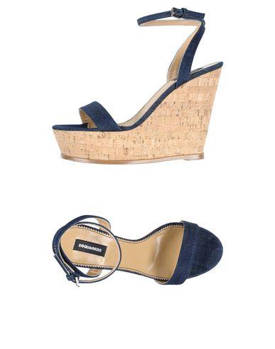 Auslass Freies Verschiffen Finish Günstiger Preis DSQUARED2 Sandalen Verkauf Sehr Billig Billig Verkauf 2018 Beste e2DjKO
