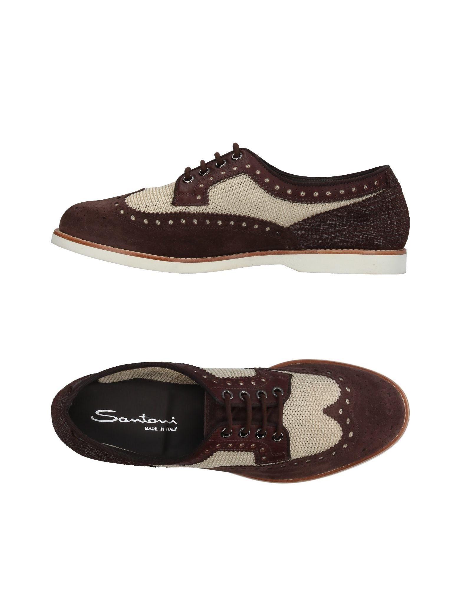 Santoni Schnürschuhe Herren Qualität  11409447OK Gute Qualität Herren beliebte Schuhe 82dc40