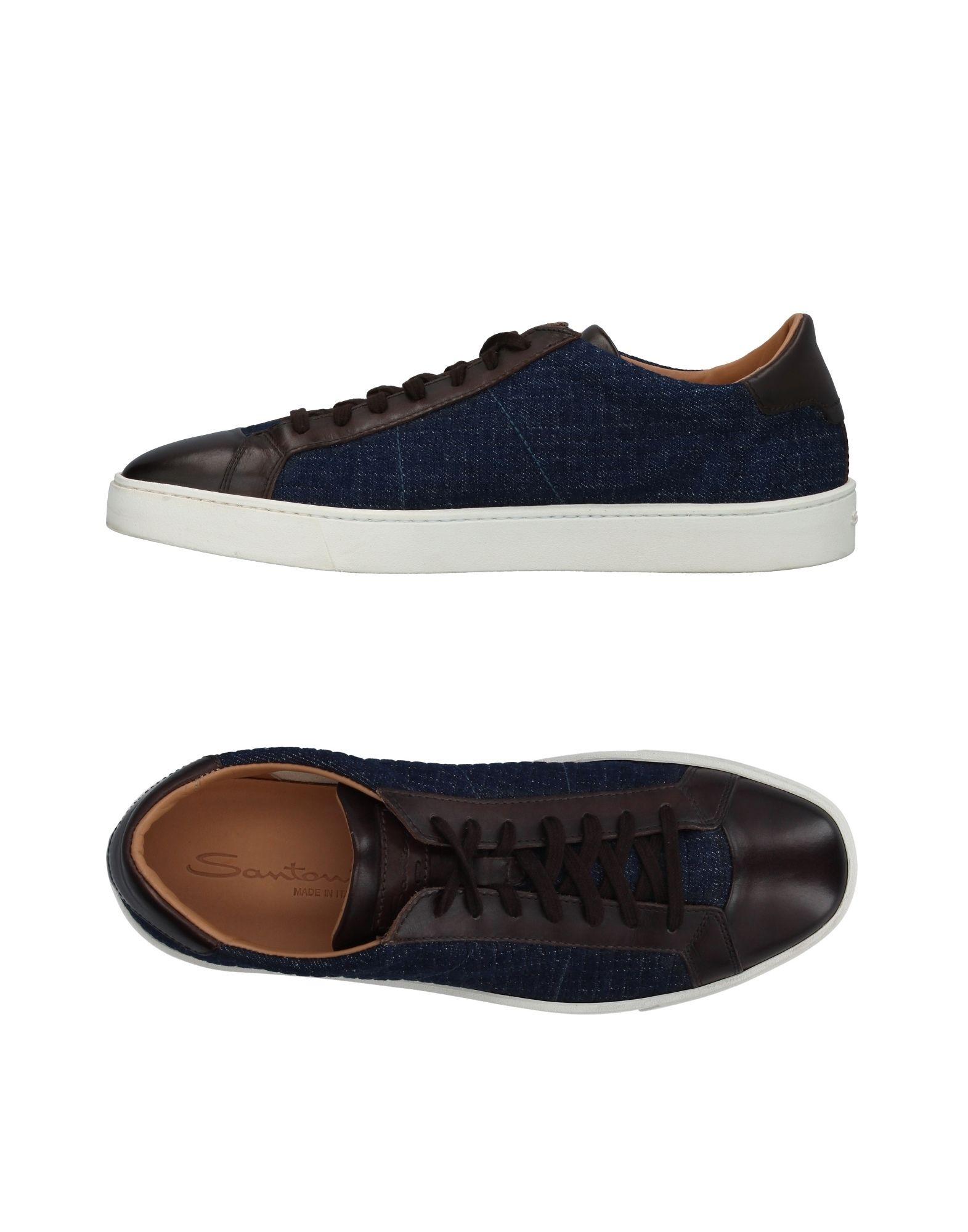 Santoni Sneakers Herren  11409456GC Gute Qualität beliebte Schuhe