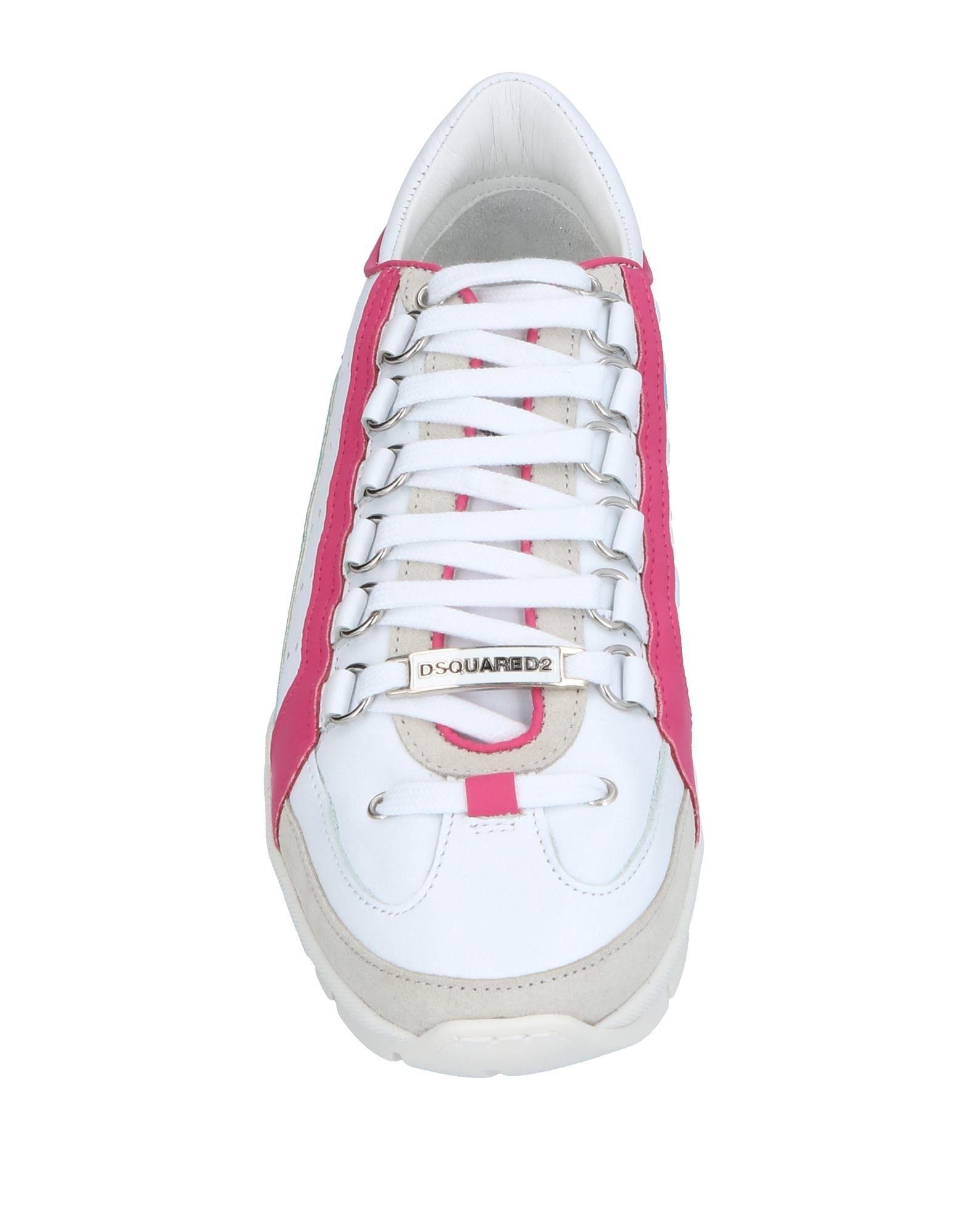 DsquaROT2 Damen Turnschuhes Damen DsquaROT2 11409486UKGut aussehende strapazierfähige Schuhe 0bbcdd
