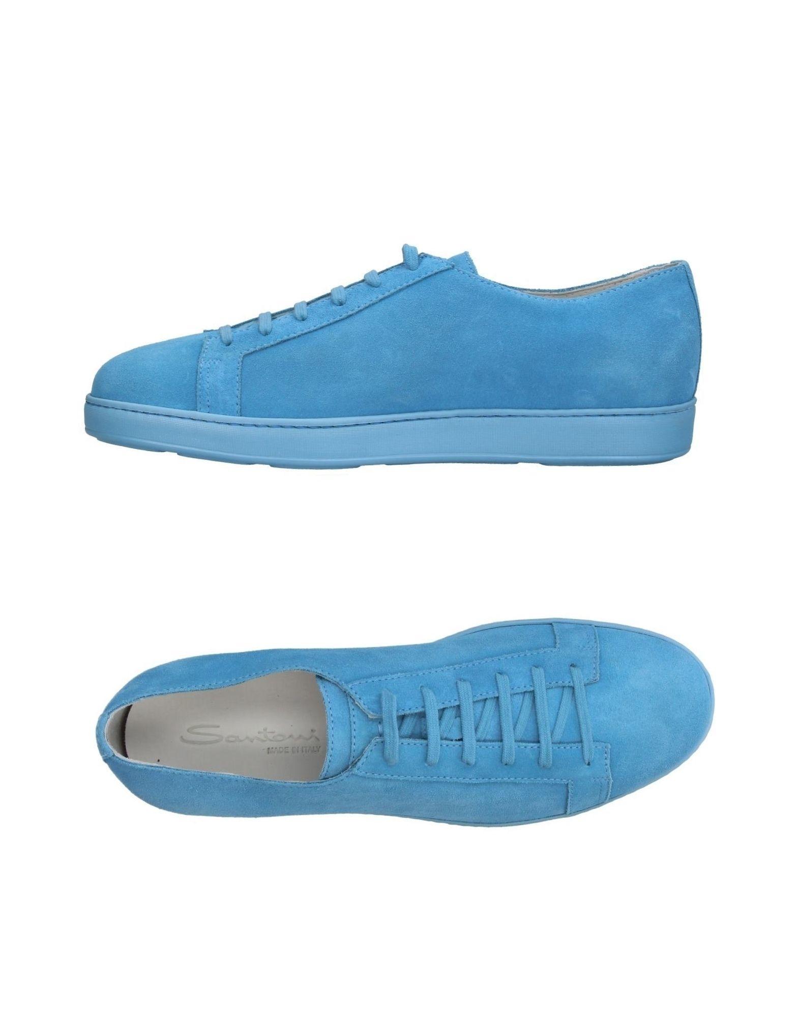 Moda Sneakers Santoni Uomo - 11409490UK