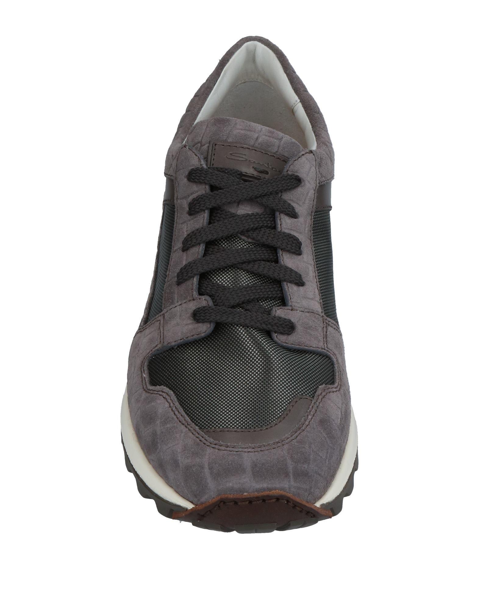 Moda Sneakers Santoni Uomo - 11409491RQ