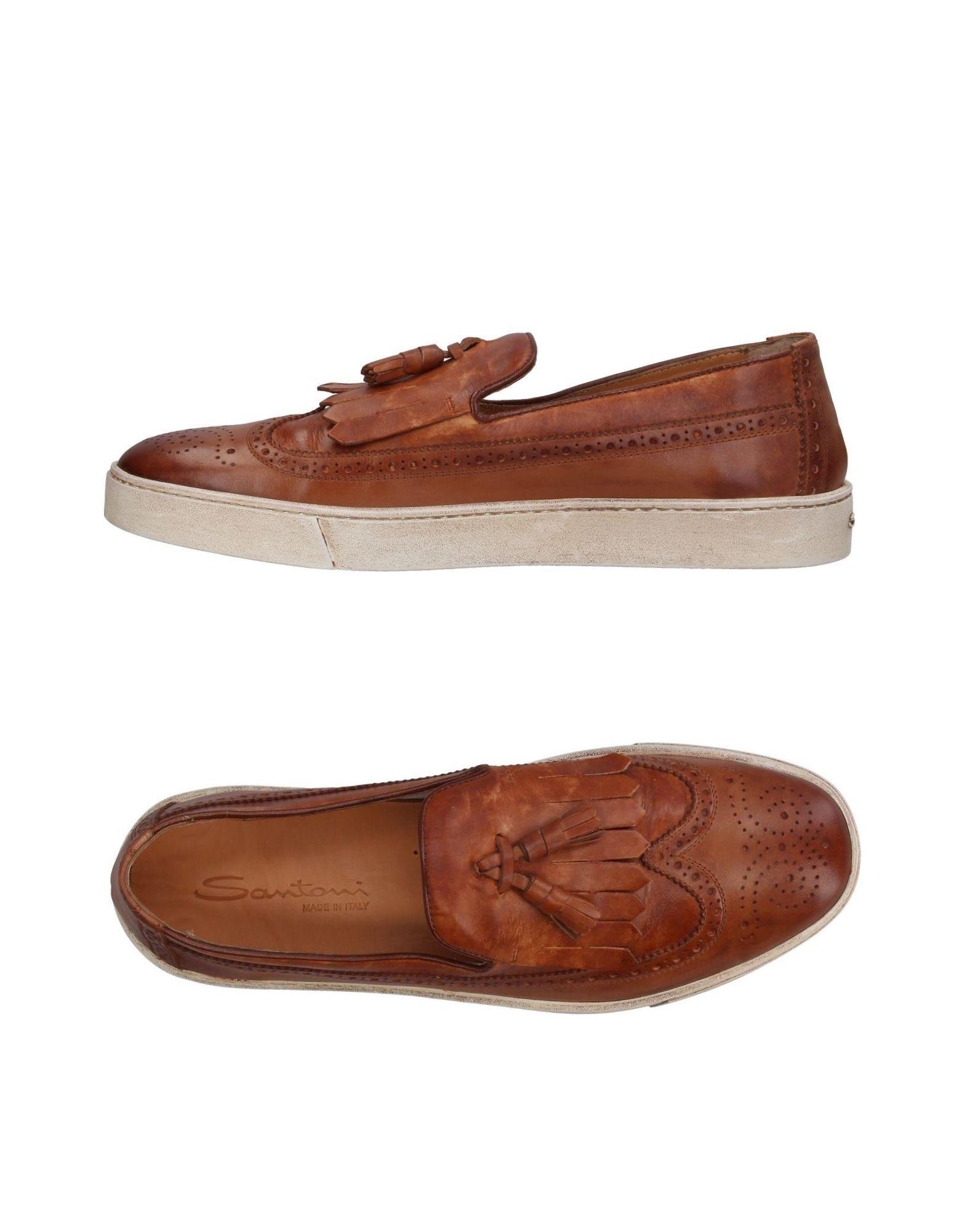 Santoni Mokassins Herren    11409551RR Heiße Schuhe 7864e5