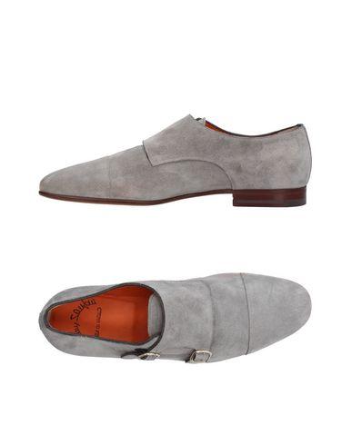 Zapatos con descuento Mocasín Santoni Hombre - Mocasines Santoni - 11409555UQ Gris