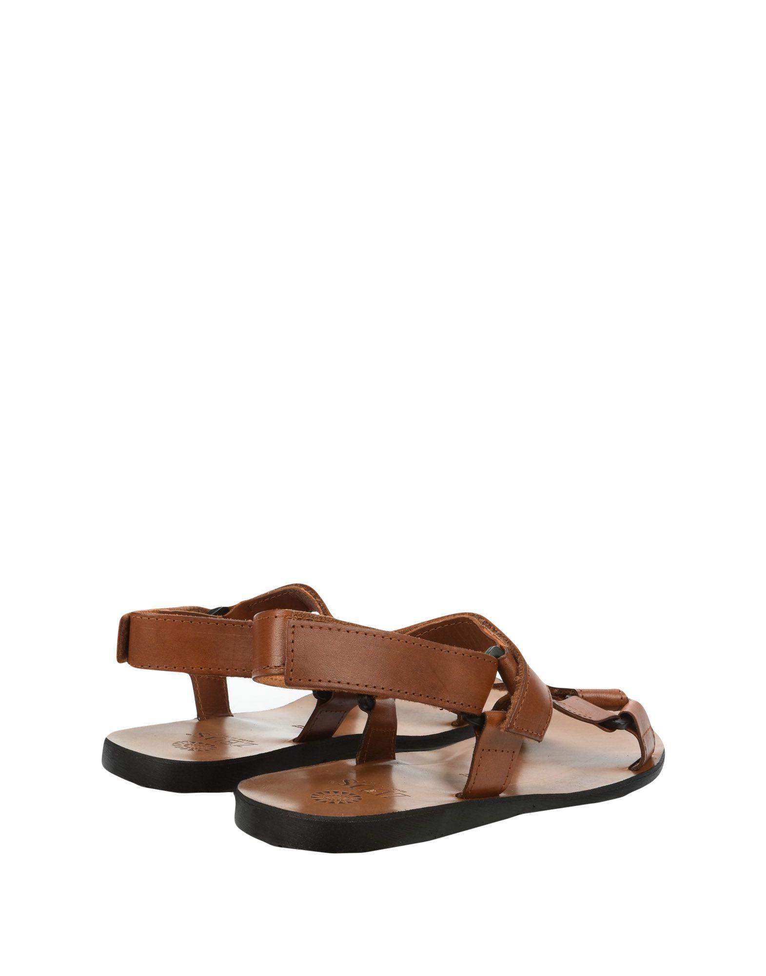 Sandales Zeus Homme - Sandales Zeus sur