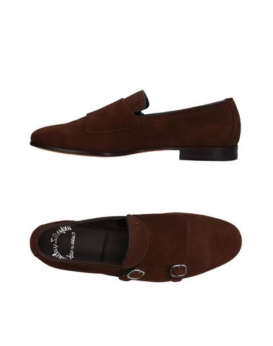 Zapatos con descuento Mocasín Santoni Hombre - Mocasines Santoni - 11409571XT Cacao