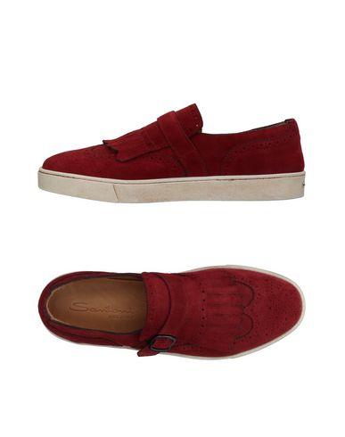 Zapatos con descuento Mocasín Santoni Hombre - Mocasines Santoni - 11409574DF Burdeos