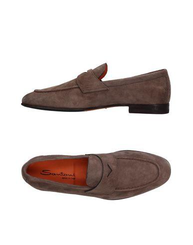Zapatos con descuento Mocasín Santoni Hombre - Mocasines Santoni - 11409575WF Gris