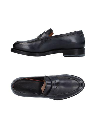 Zapatos con descuento Mocasín Santoni Hombre - Mocasines Santoni - 11409583CR Negro
