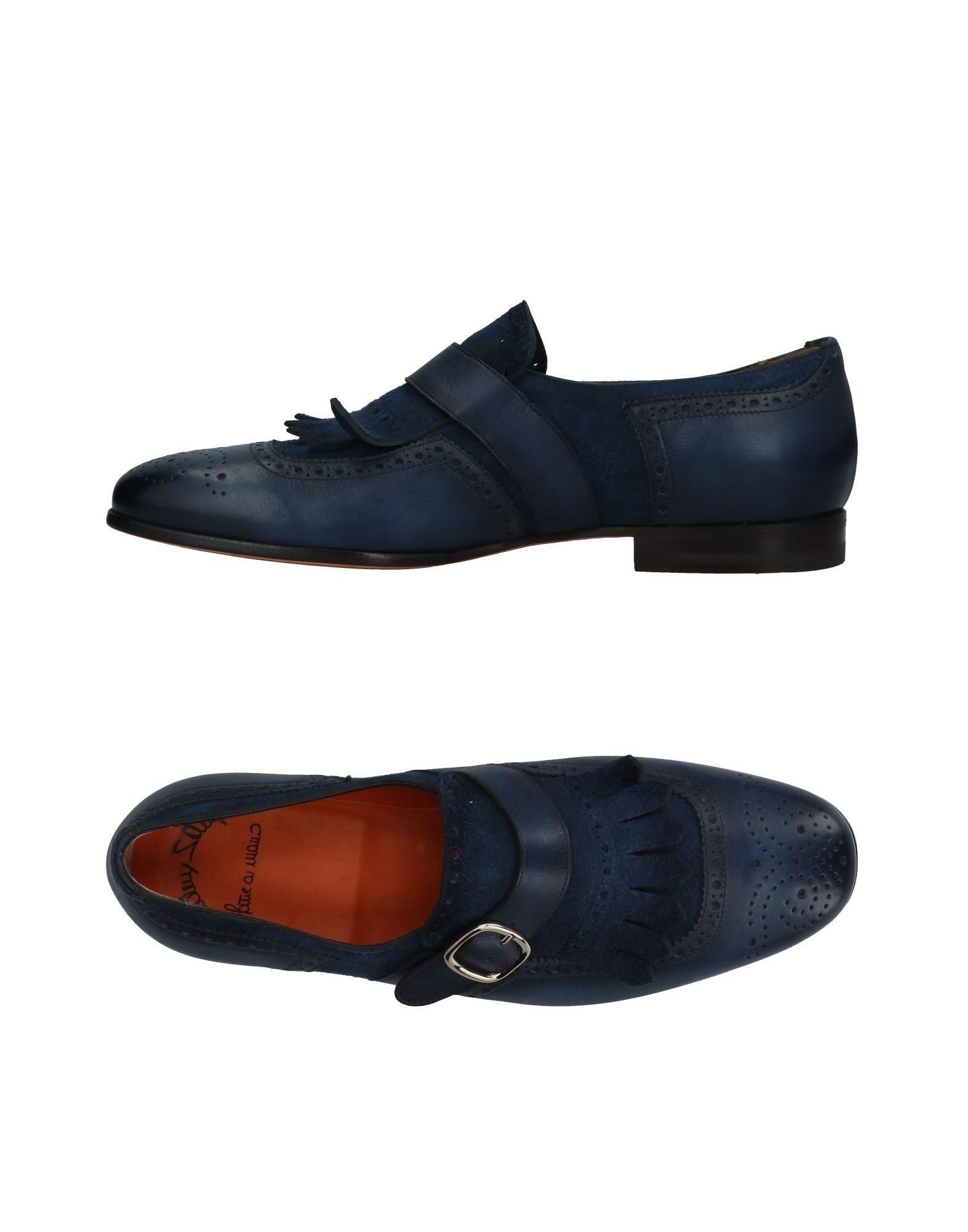 Santoni Mokassins Herren  11409592TH Gute Qualität Qualität Qualität beliebte Schuhe 6b0634