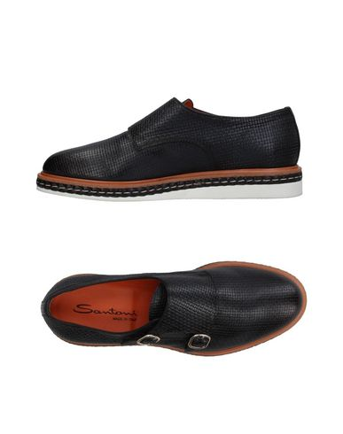 Zapatos con descuento Mocasín Santoni Hombre - Mocasines Santoni - 11409596KA Negro