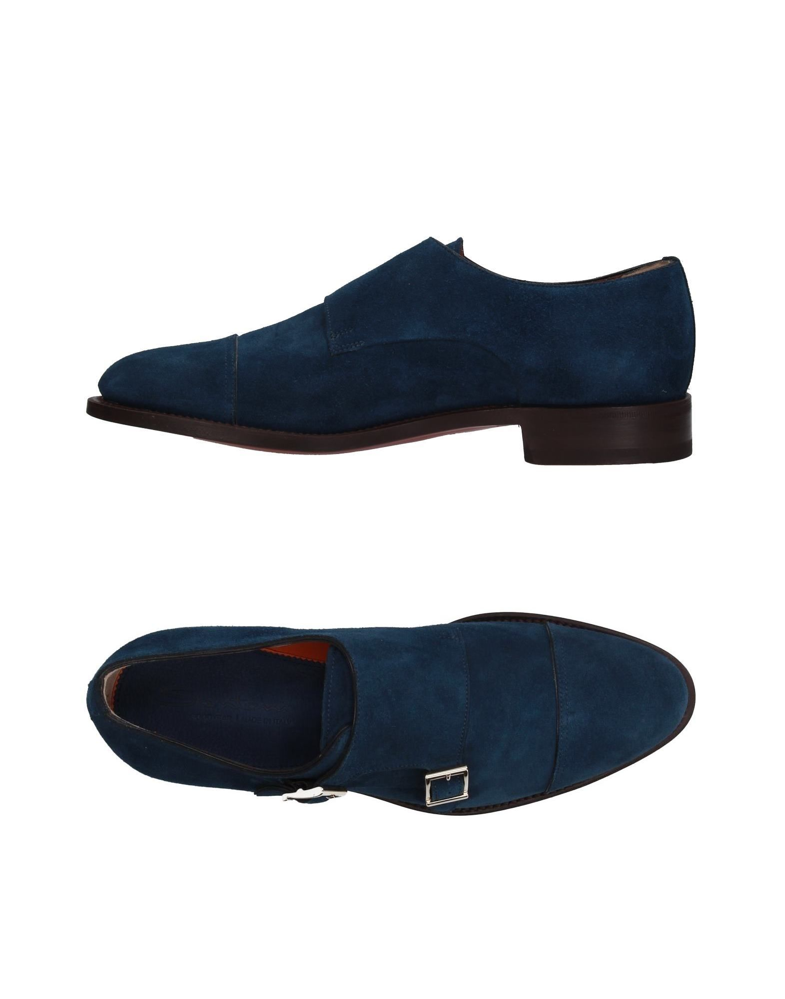 Santoni Mokassins Herren  11409608CQ Gute Qualität beliebte Schuhe