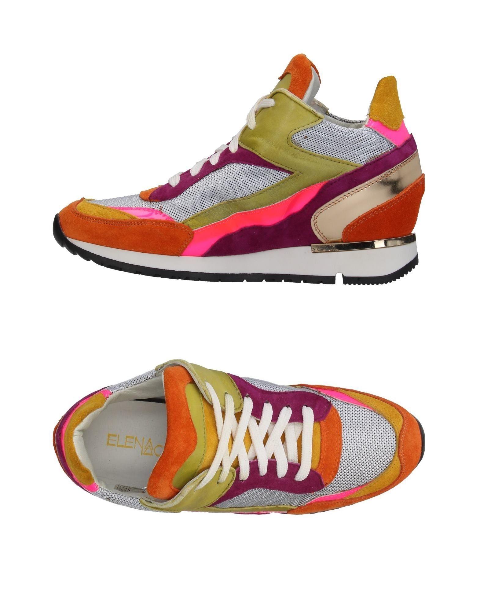 Sneakers Sneakers Sneakers Elena Iachi Donna - 11409613GO ce63fe