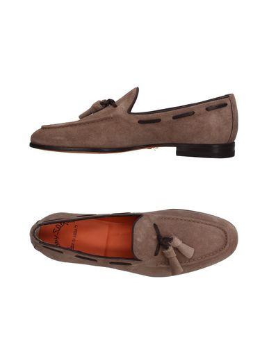 Zapatos con descuento Mocasín Santoni Hombre - Mocasines Santoni - 11409614OJ Gris rosado