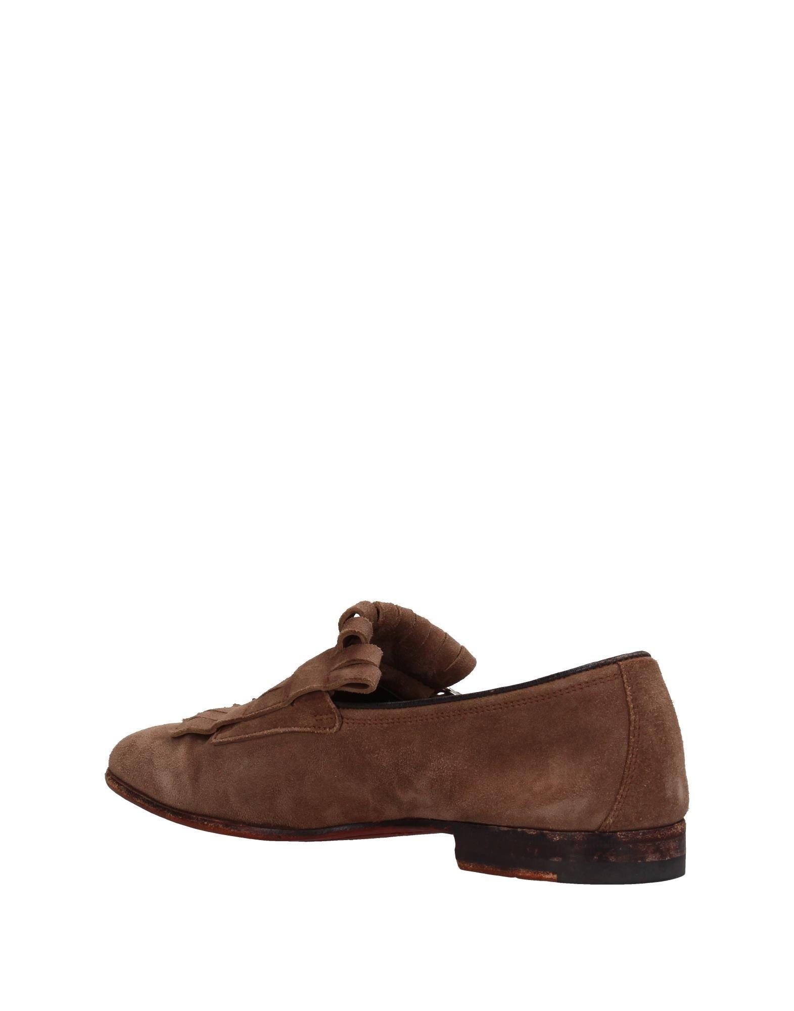Haltbare Mode billige Schuhe Santoni Mokassins Herren  11409623SN Heiße Schuhe