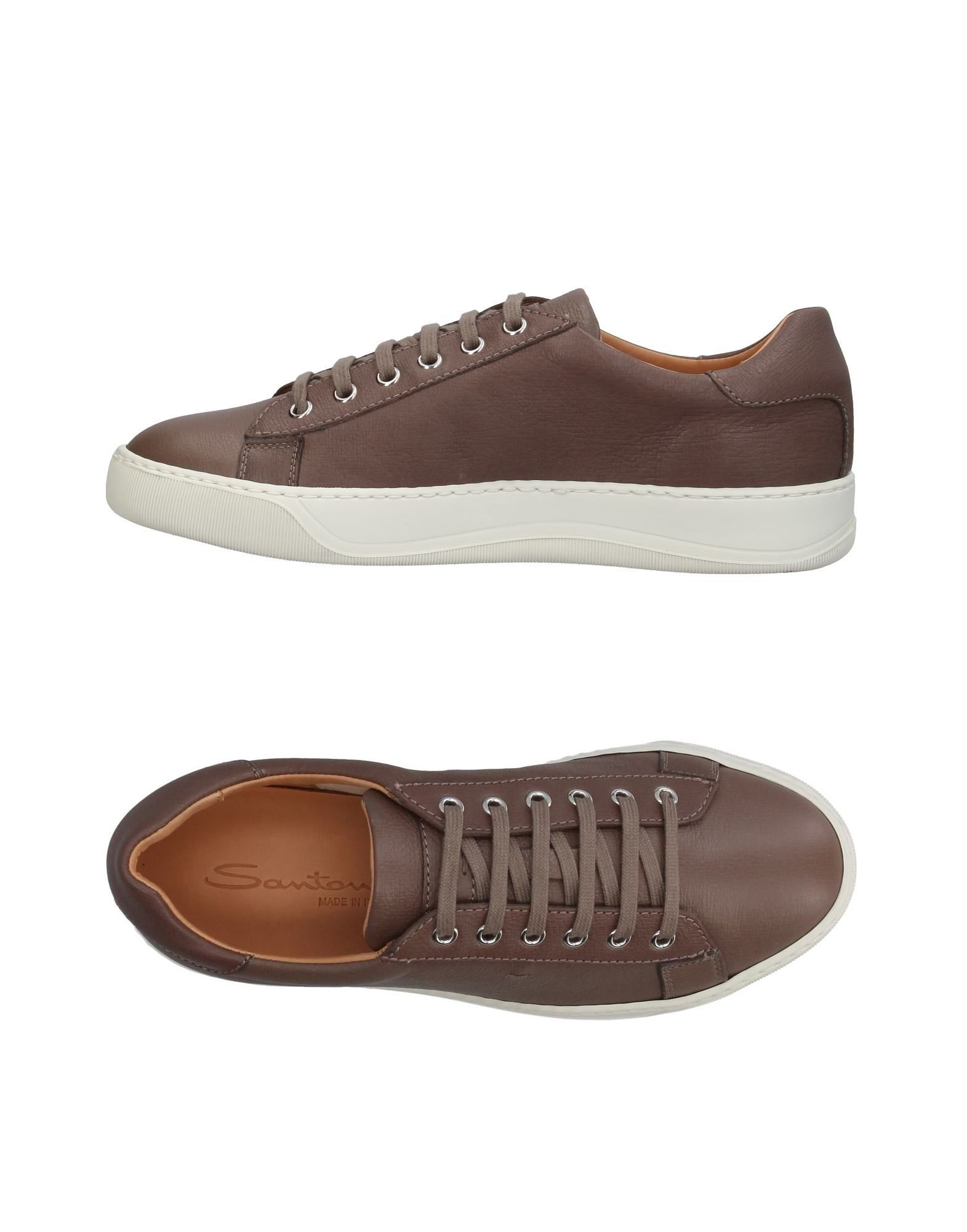 Santoni Sneakers Herren  11409644EO Gute Qualität beliebte Schuhe