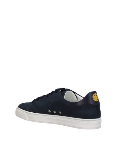 Anya Sneakers Sneakers Foncé Hindmarch Anya Sneakers Anya Hindmarch Foncé Bleu Hindmarch Bleu w4qRBx
