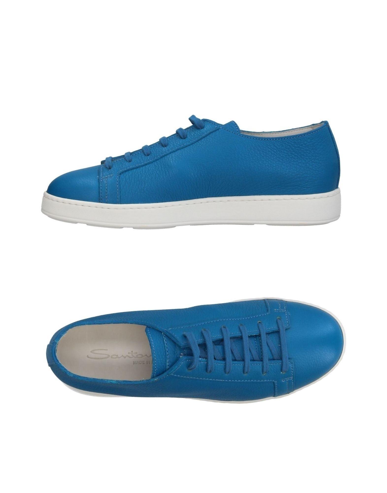 Haltbare Mode billige Schuhe Santoni Sneakers Herren  11409670EO Heiße Schuhe