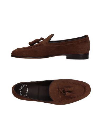 Zapatos con - descuento Mocasín Santoni Hombre - con Mocasines Santoni - 11409680JF Cacao 354716