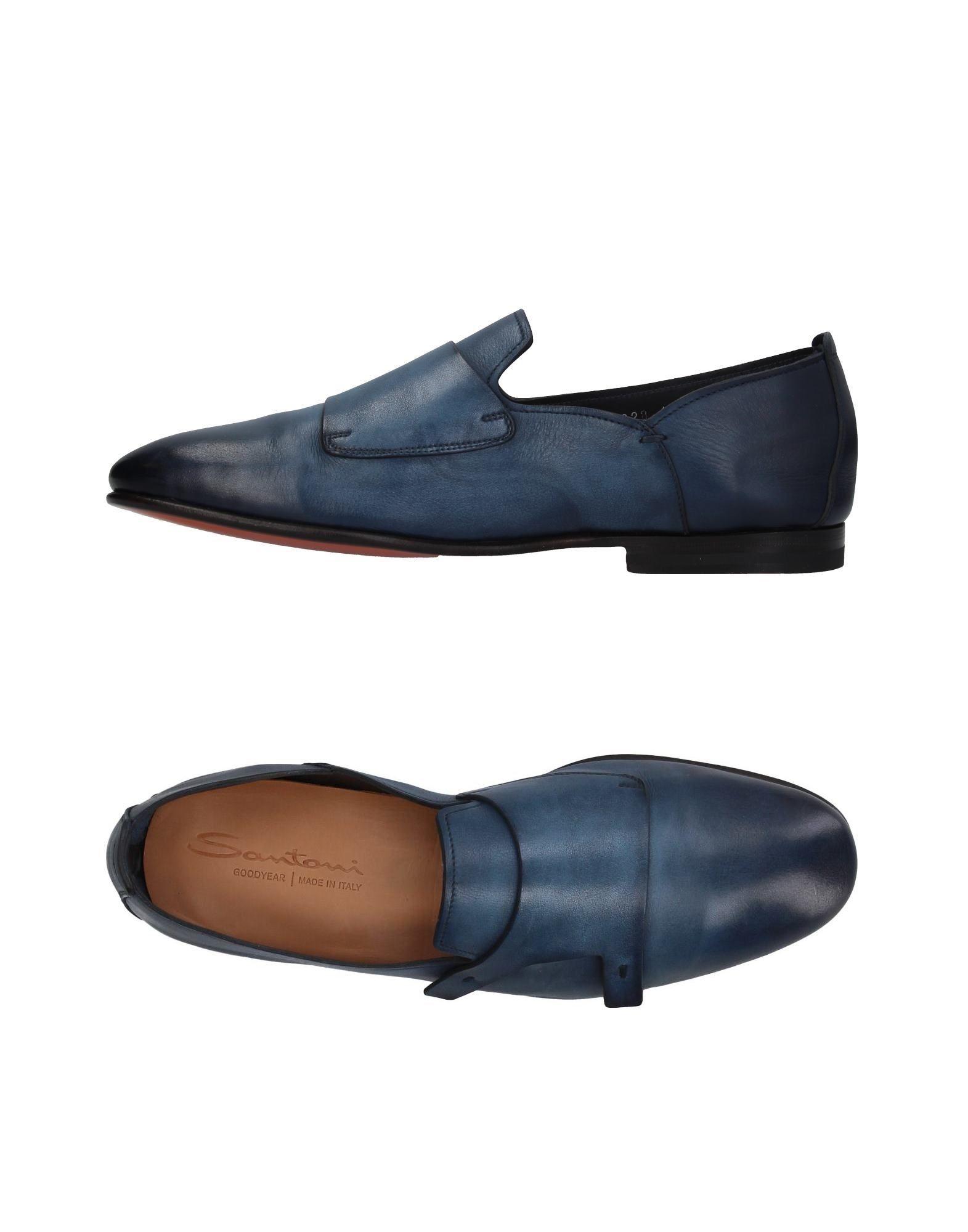Santoni Mokassins Herren  11409689IR Gute Qualität beliebte Schuhe