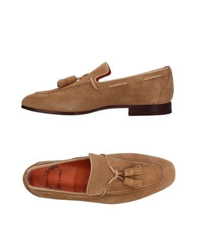 Zapatos con descuento Mocasín Santoni Hombre - Mocasines Santoni - 11409714VC Beige
