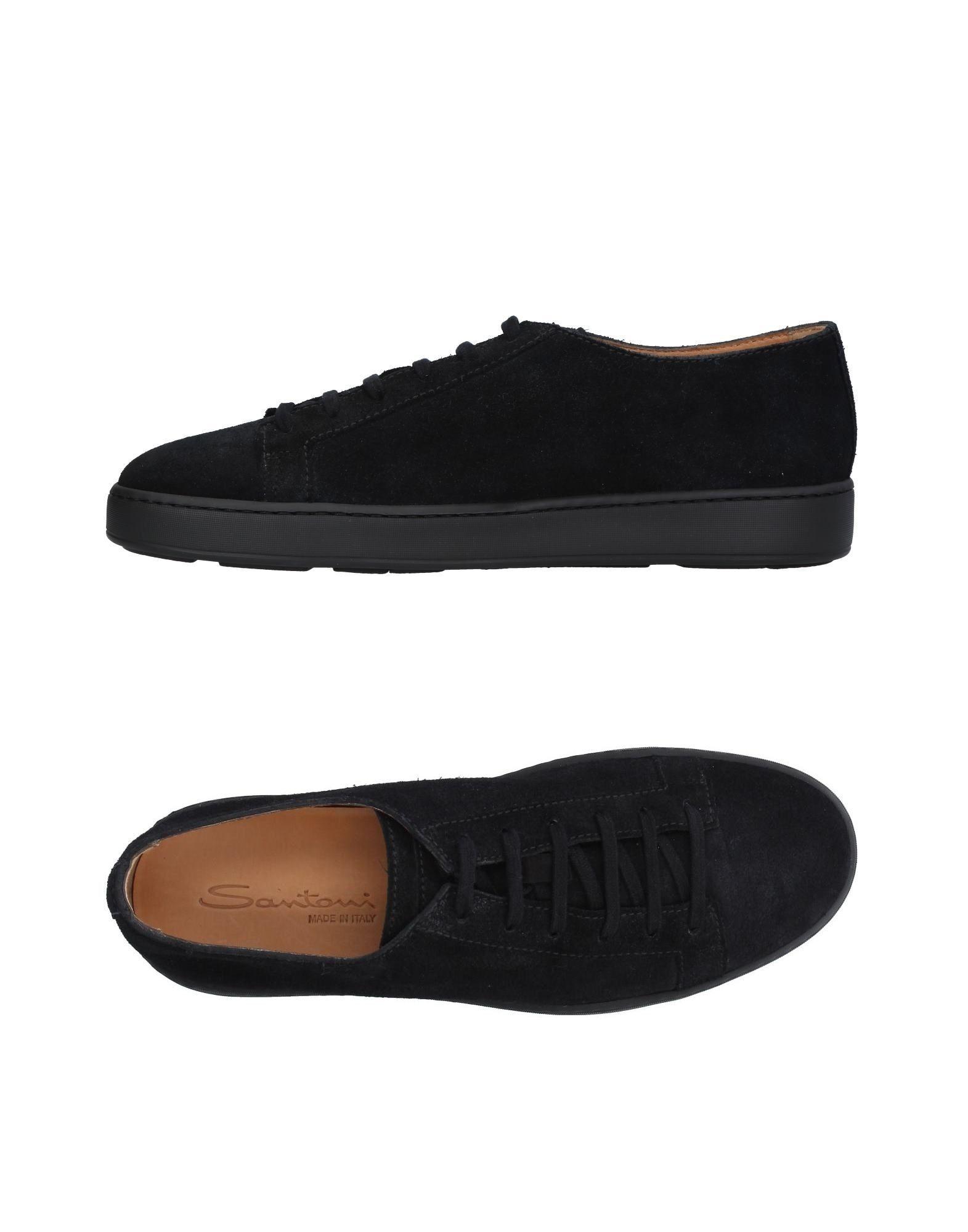 Santoni Sneakers Herren  11409731KN Gute Qualität beliebte Schuhe