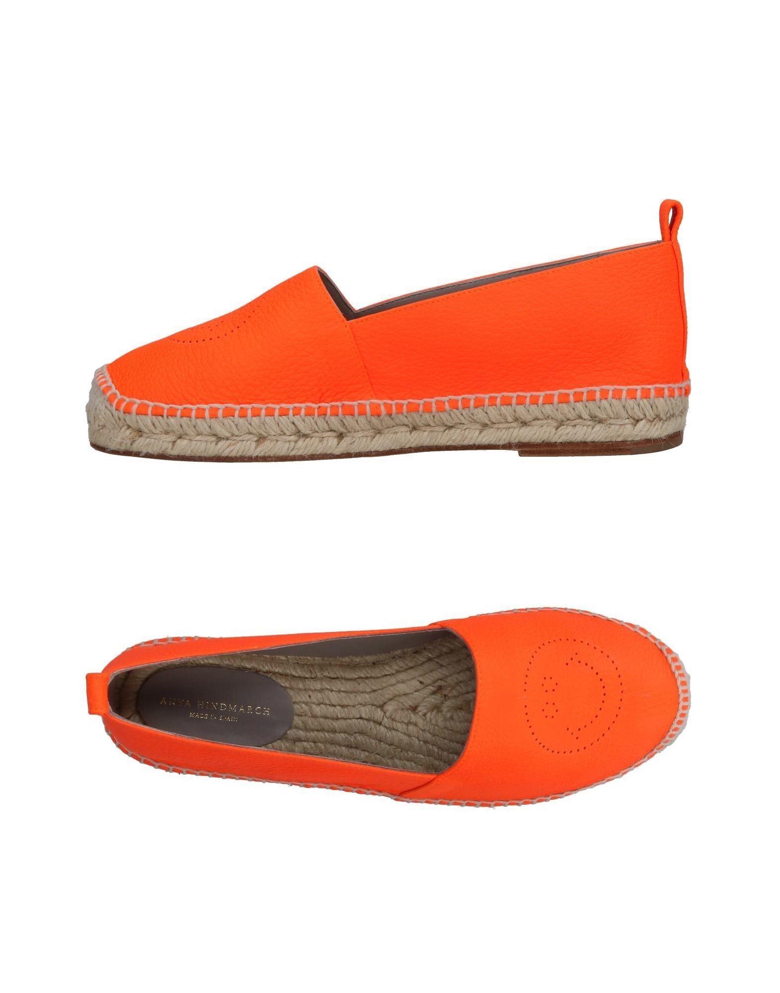 Anya Hindmarch Espadrilles Damen  11409741FXGut aussehende strapazierfähige Schuhe