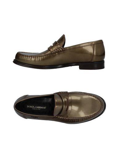 Zapatos con descuento Mocasín Dolce & Gabbana Hombre - Mocasines Dolce & Gabbana - 11409835MU Verde militar