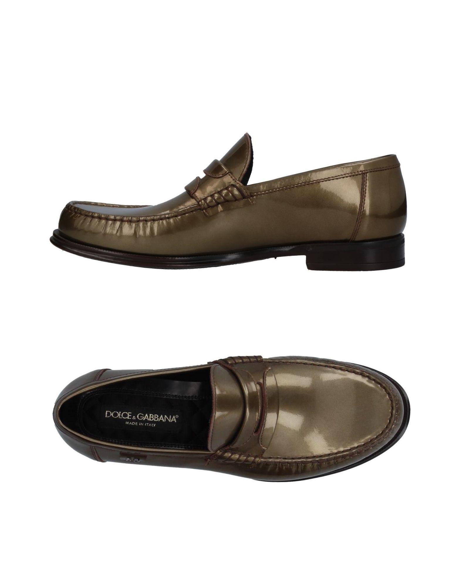 Nuevos zapatos para descuento hombres y mujeres, descuento para por tiempo limitado  Mocasín Dolce & Gabbana Hombre - Mocasines Dolce & Gabbana 6d36a9