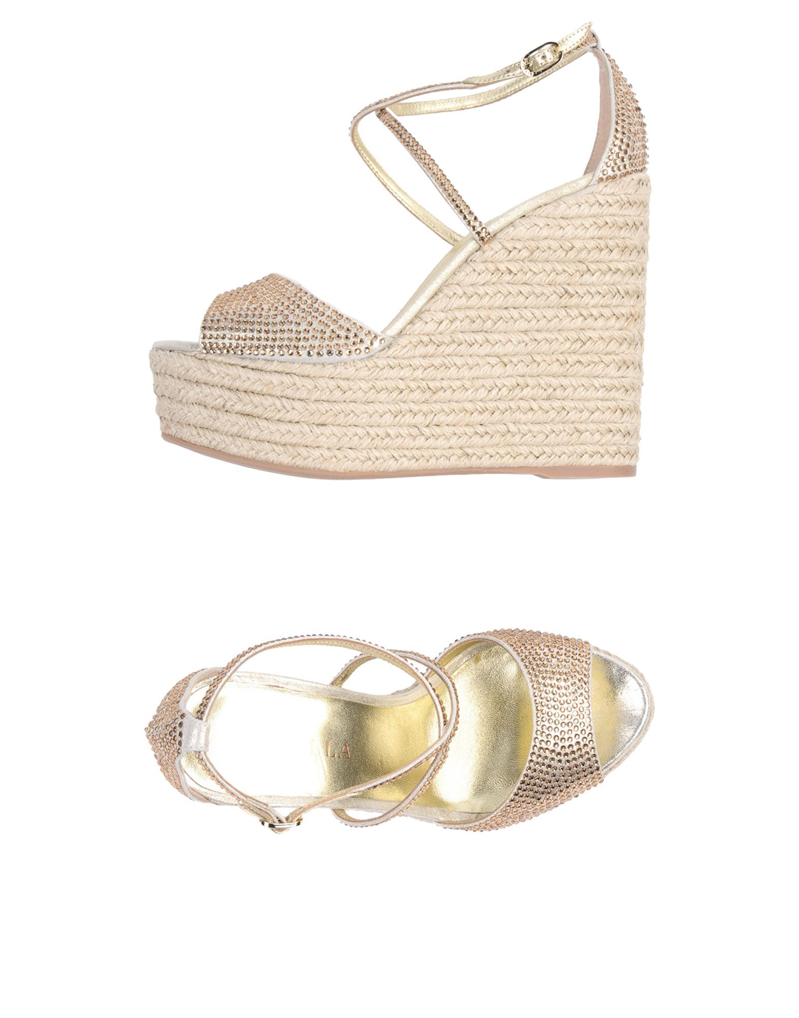 Stilvolle billige Schuhe Le Silla Sandalen Damen  11409837CG