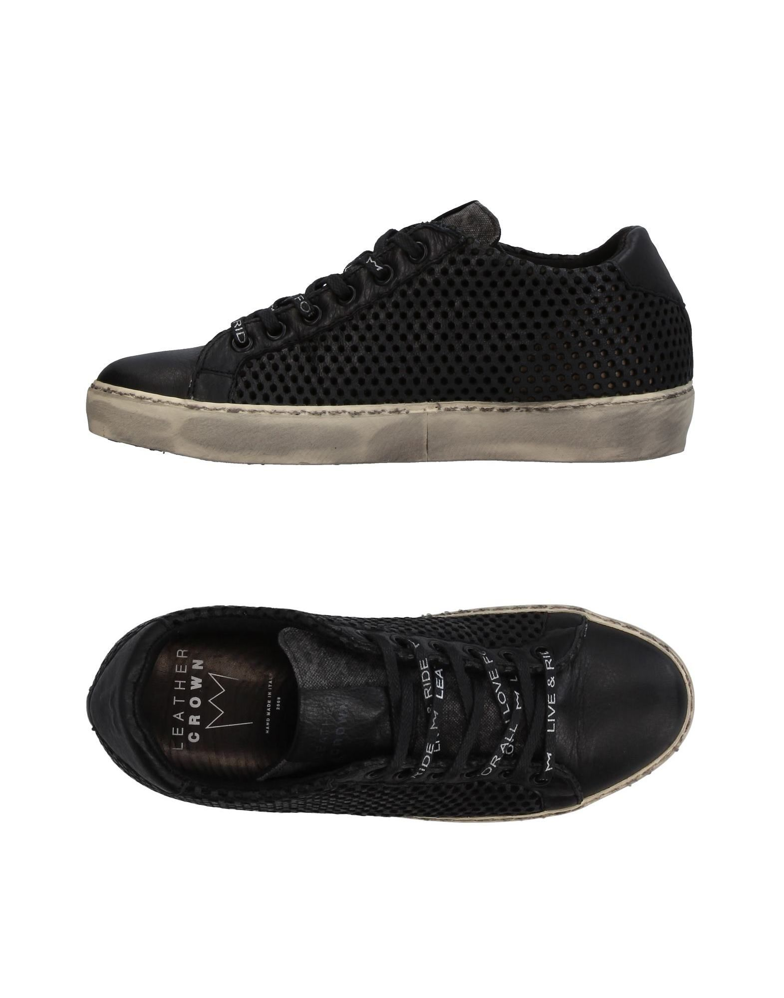 Leather Crown Sneakers - Women Leather Crown Sneakers Kingdom online on  United Kingdom Sneakers - 11409854CP 6949bf