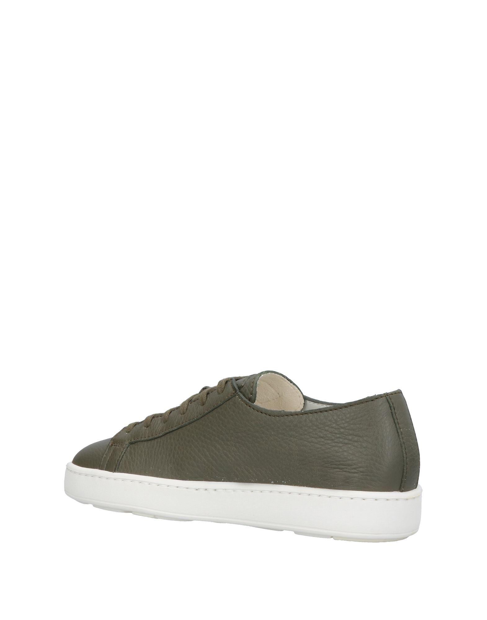 Santoni Sneakers Herren Heiße  11409856BK Heiße Herren Schuhe a805d1
