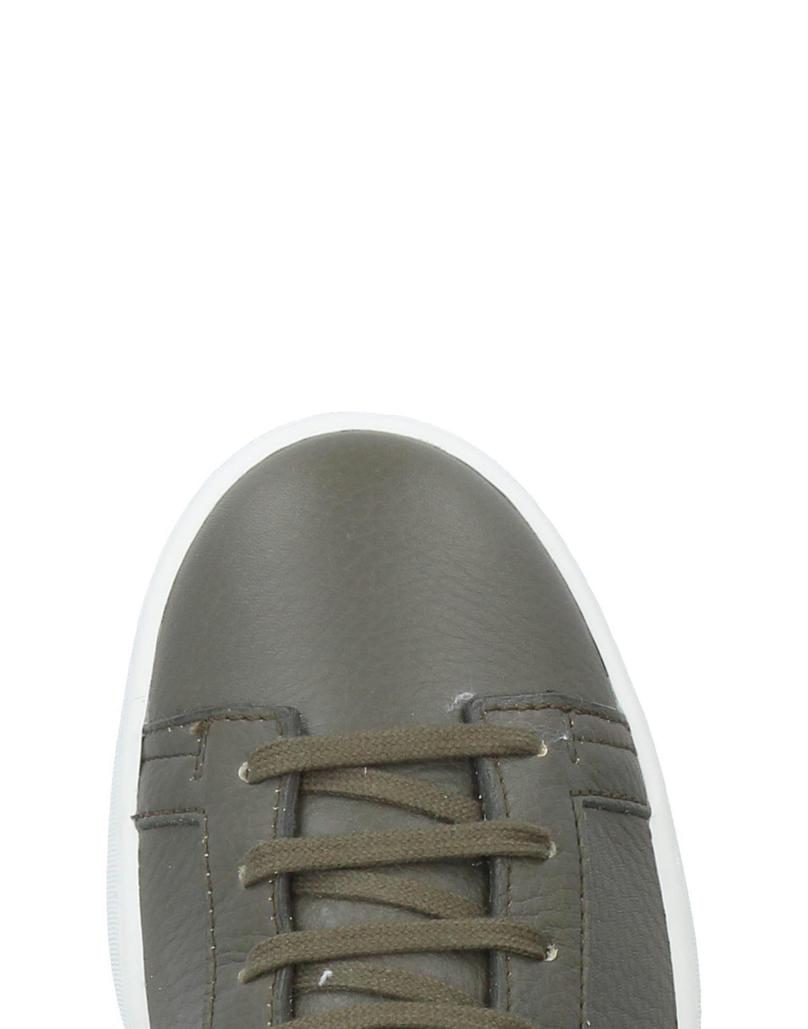 Sneakers Santoni Uomo Uomo Santoni - 11409856BK elegante 50c393