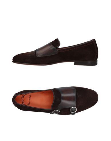 Zapatos con descuento Mocasines Mocasín Santoni Hombre - Mocasines descuento Santoni - 11409863GE Café 1c6b27