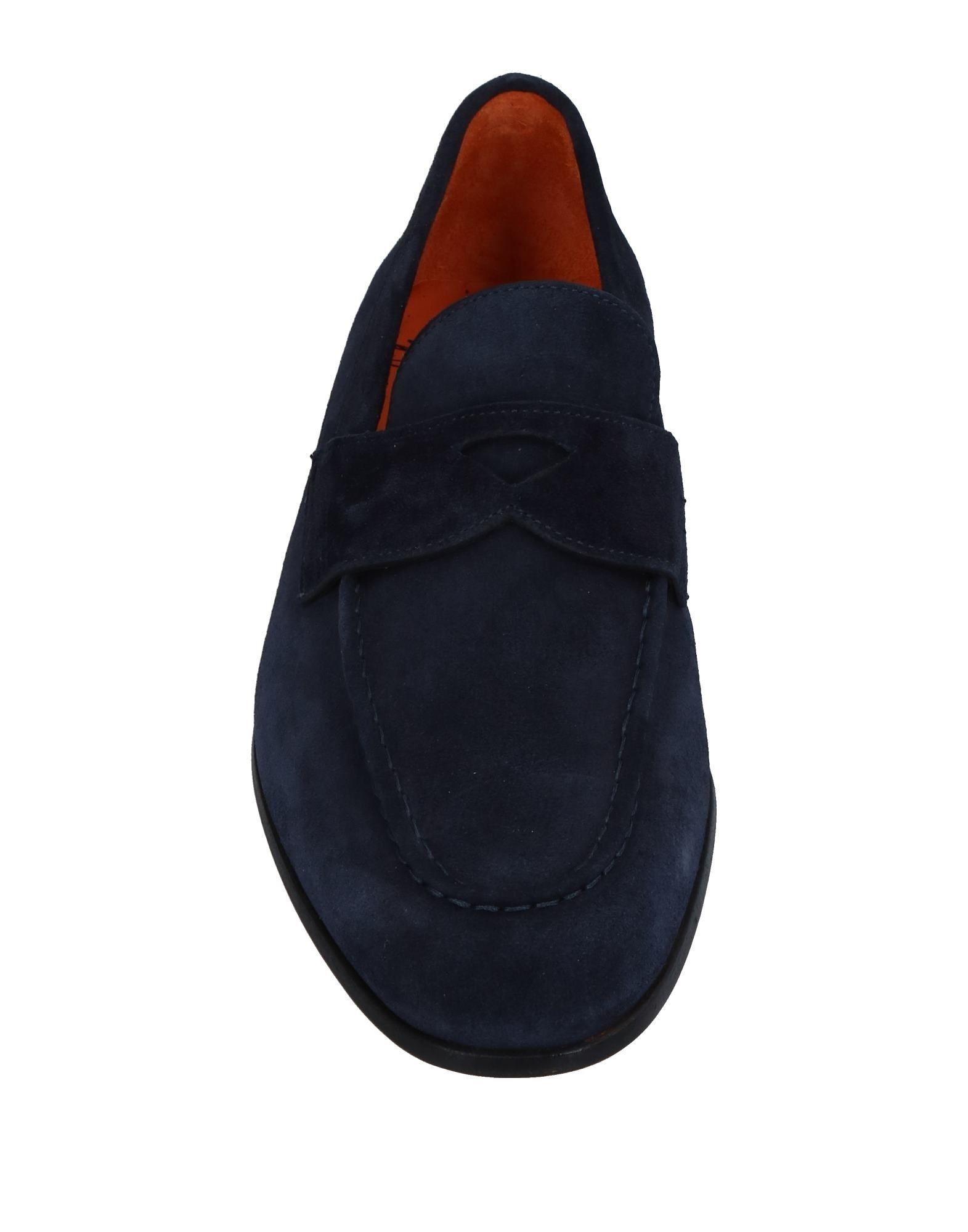 Günstige und modische Schuhe Santoni Mokassins Herren  11409885IN