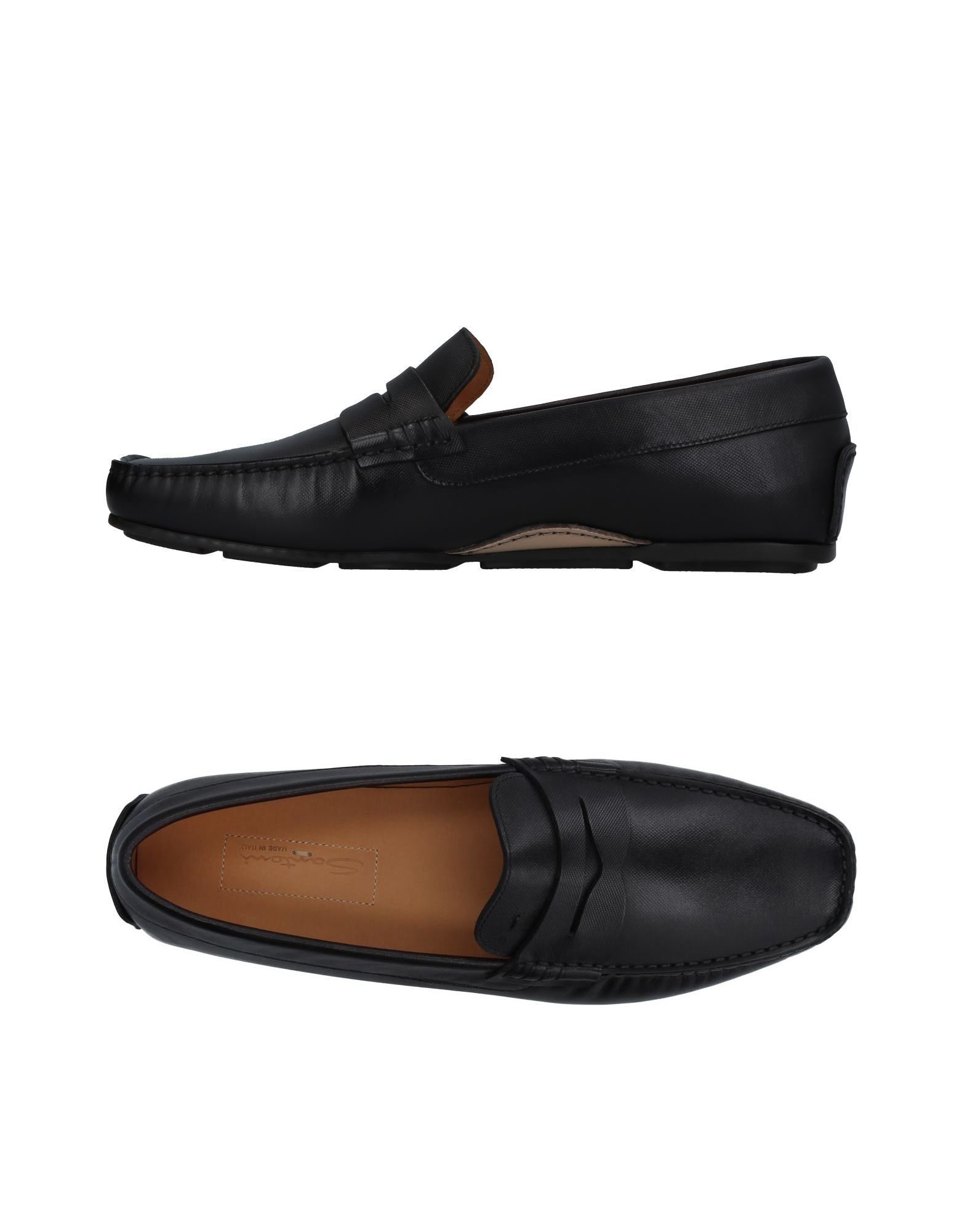 Santoni Mokassins Herren  11409901UT Gute Qualität beliebte Schuhe