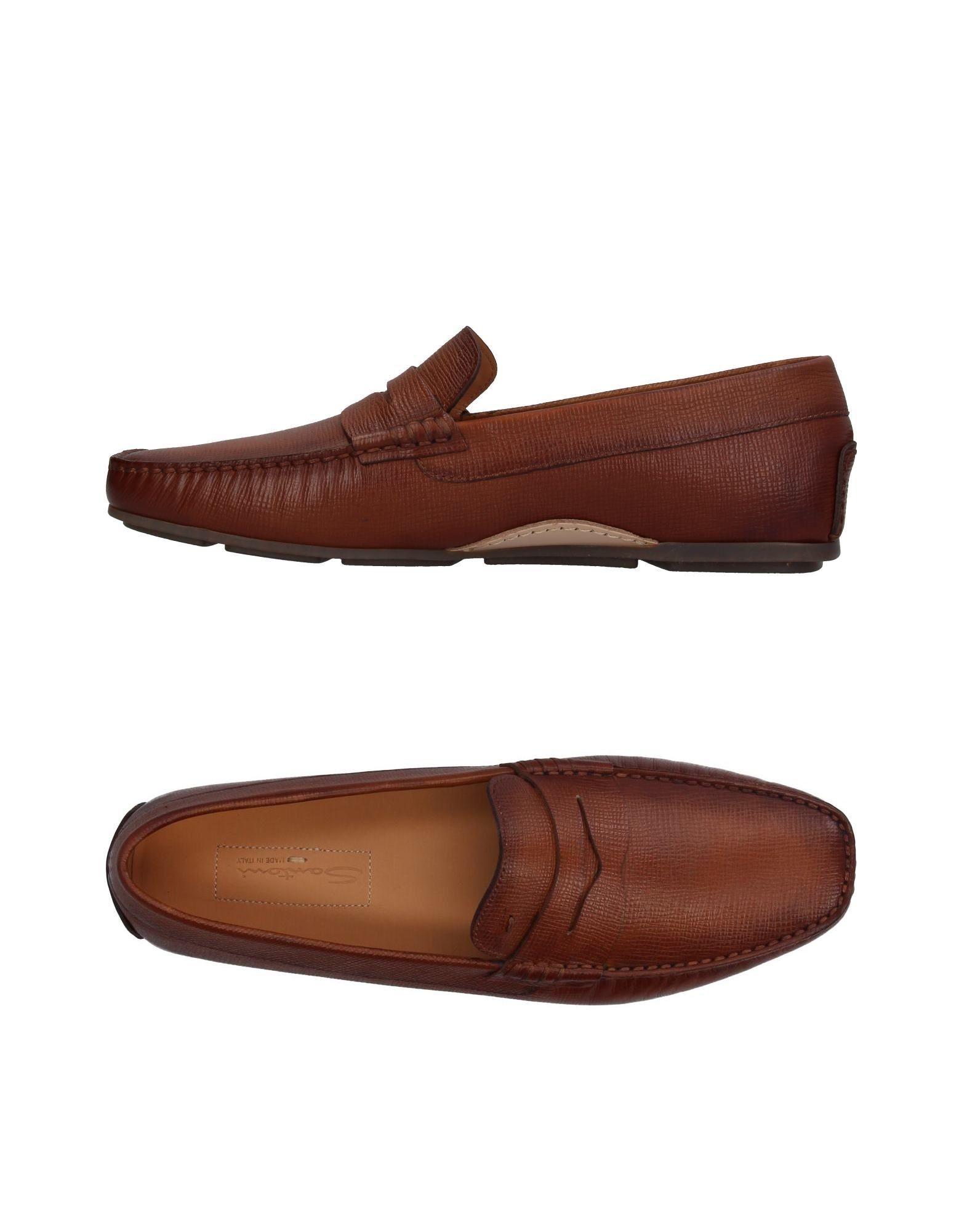 Santoni Mokassins Herren  11409920VF Gute Qualität beliebte Schuhe
