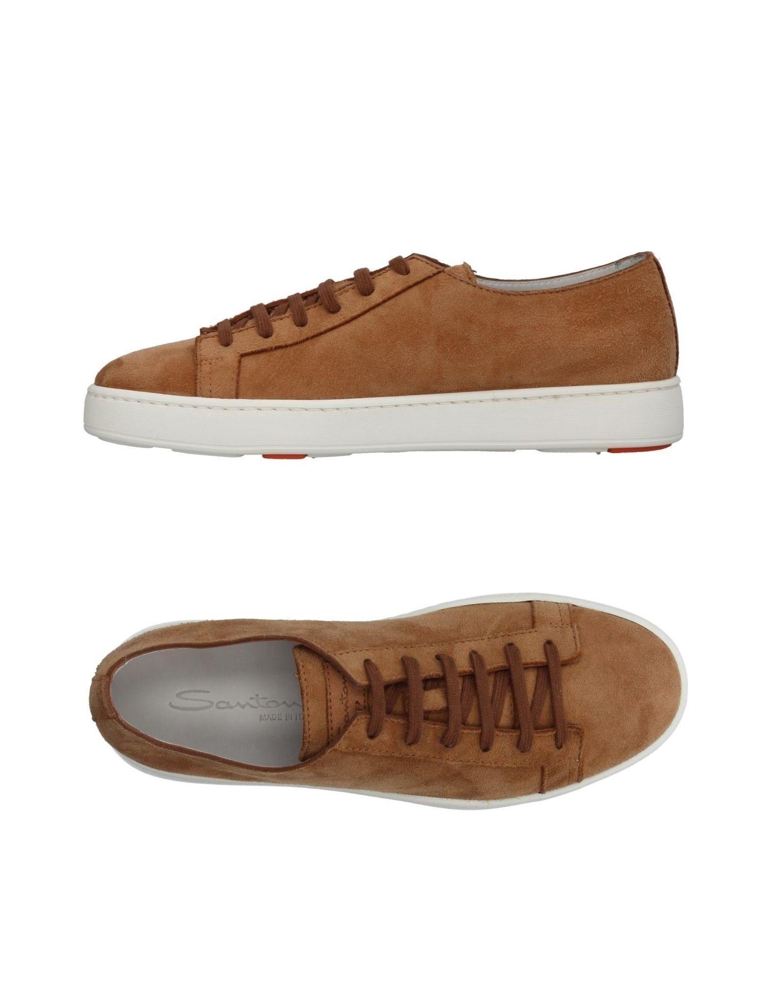 Haltbare Mode billige Schuhe Santoni Sneakers Herren  11409986RC Heiße Schuhe