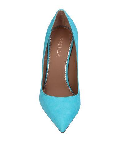 Escarpins Silla Escarpins Le Le Turquoise Turquoise Silla Turquoise Le Escarpins Silla Le SqdpZq
