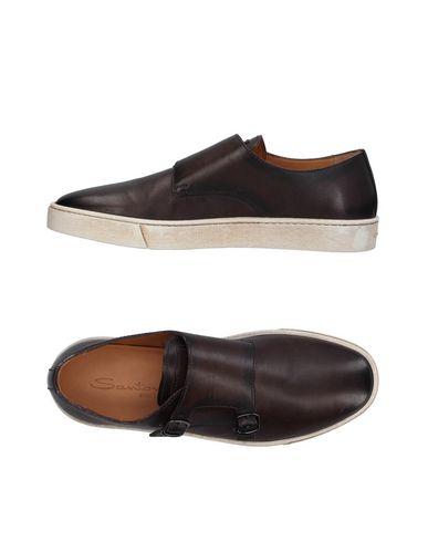 Los últimos zapatos de hombre y mujer Mocasín Santoni Hombre 11410028GB - Mocasines Santoni - 11410028GB Hombre Café 13c5b8