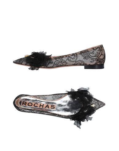 FOOTWEAR - Ballet flats on YOOX.COM Rochas XcLlUgmn