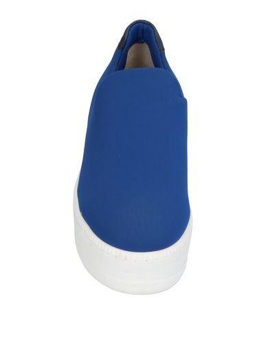 Della Croce Électrique Sneakers Bleu Roberto TxRdpwT