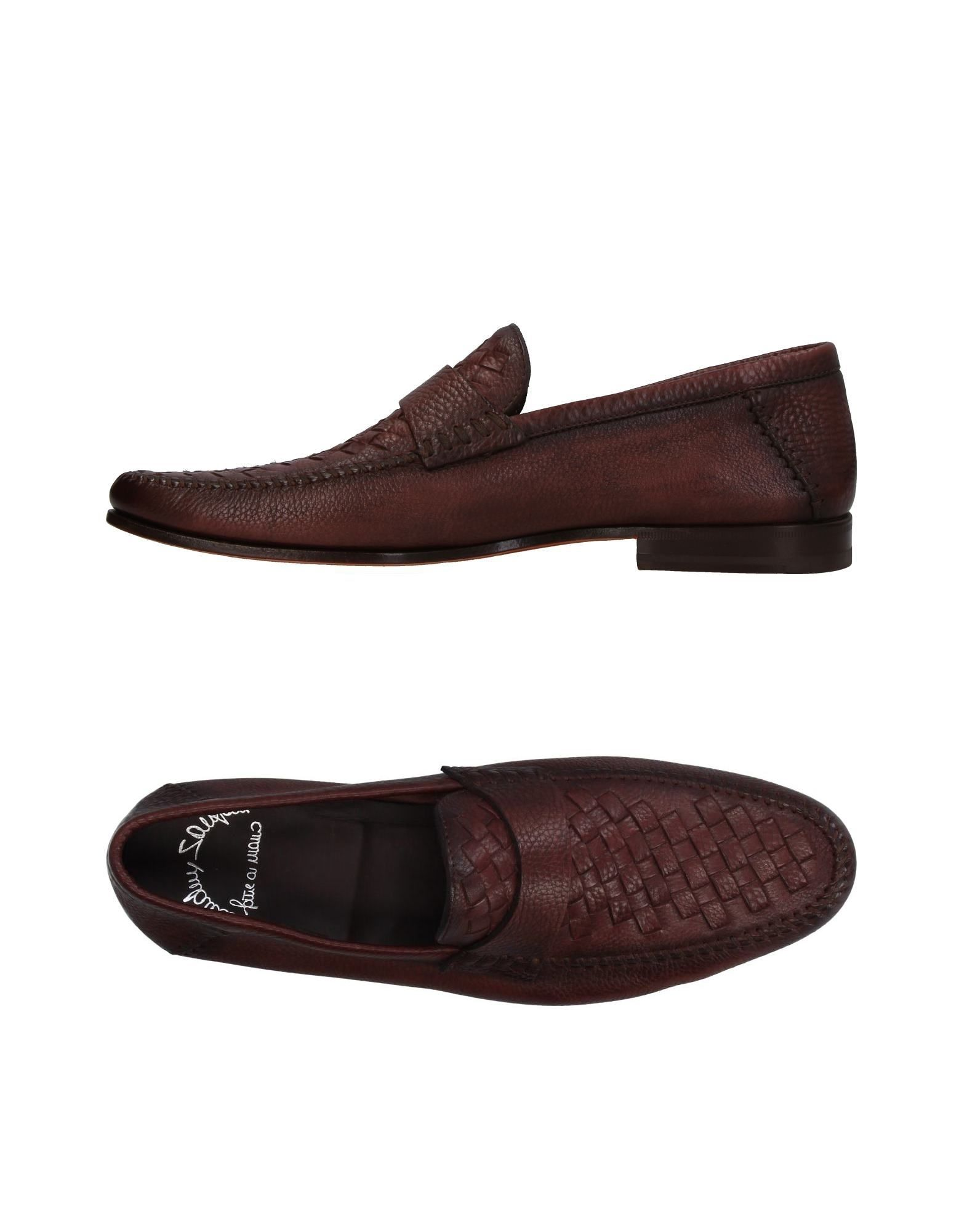 Santoni Loafers - Men Santoni United Loafers online on  United Santoni Kingdom - 11410138UJ 1cf99a