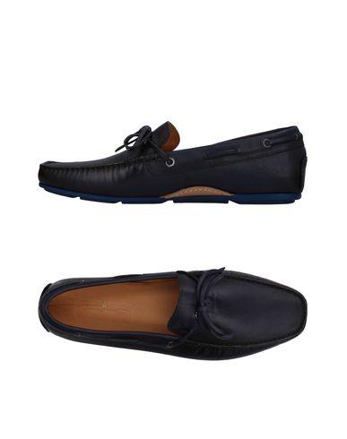 Zapatos con descuento Mocasín Santoni Hombre - Mocasines Santoni - 11410142TK Azul oscuro