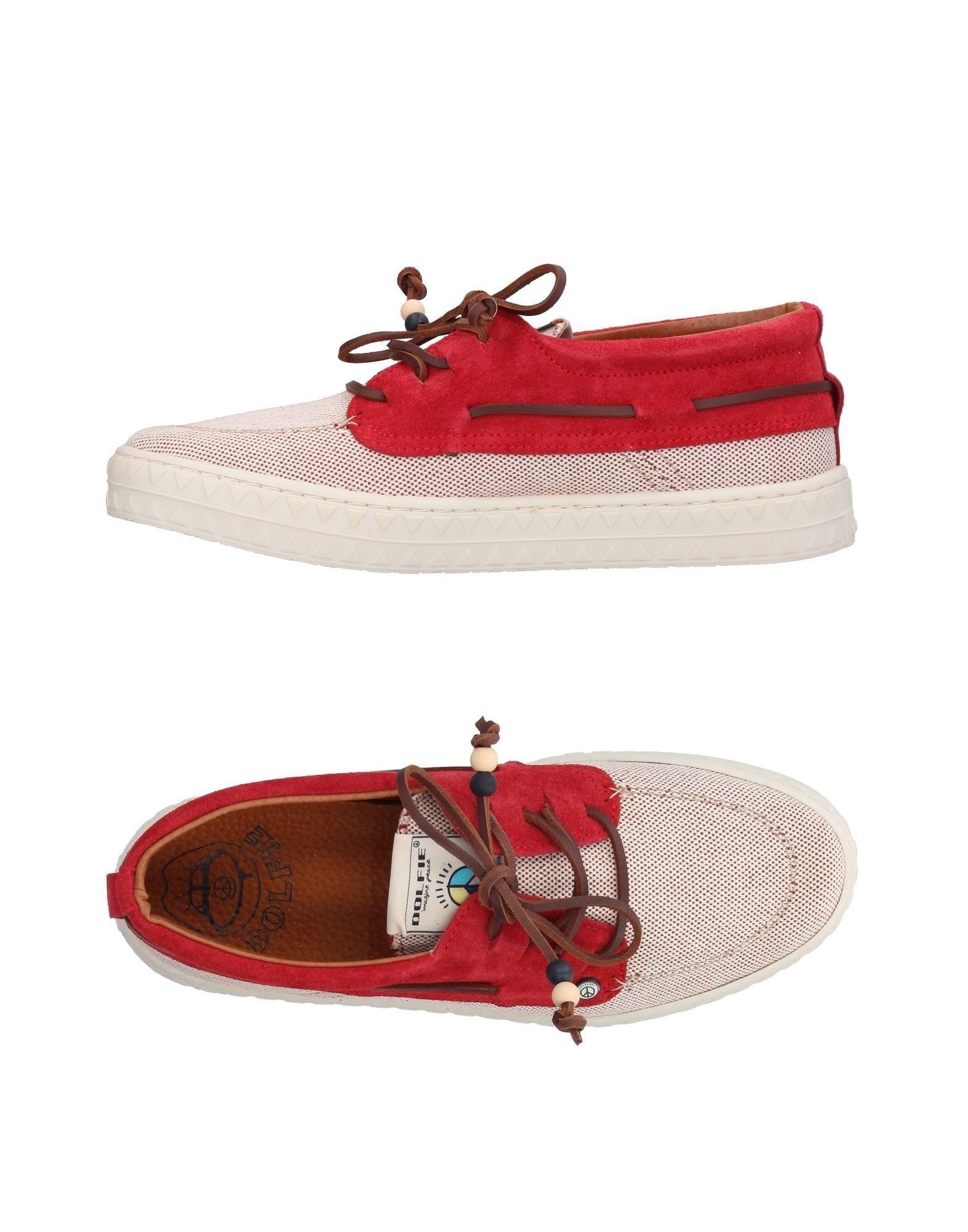 Rabatt echte Schuhe Dolfie Sneakers Herren  11410162MT