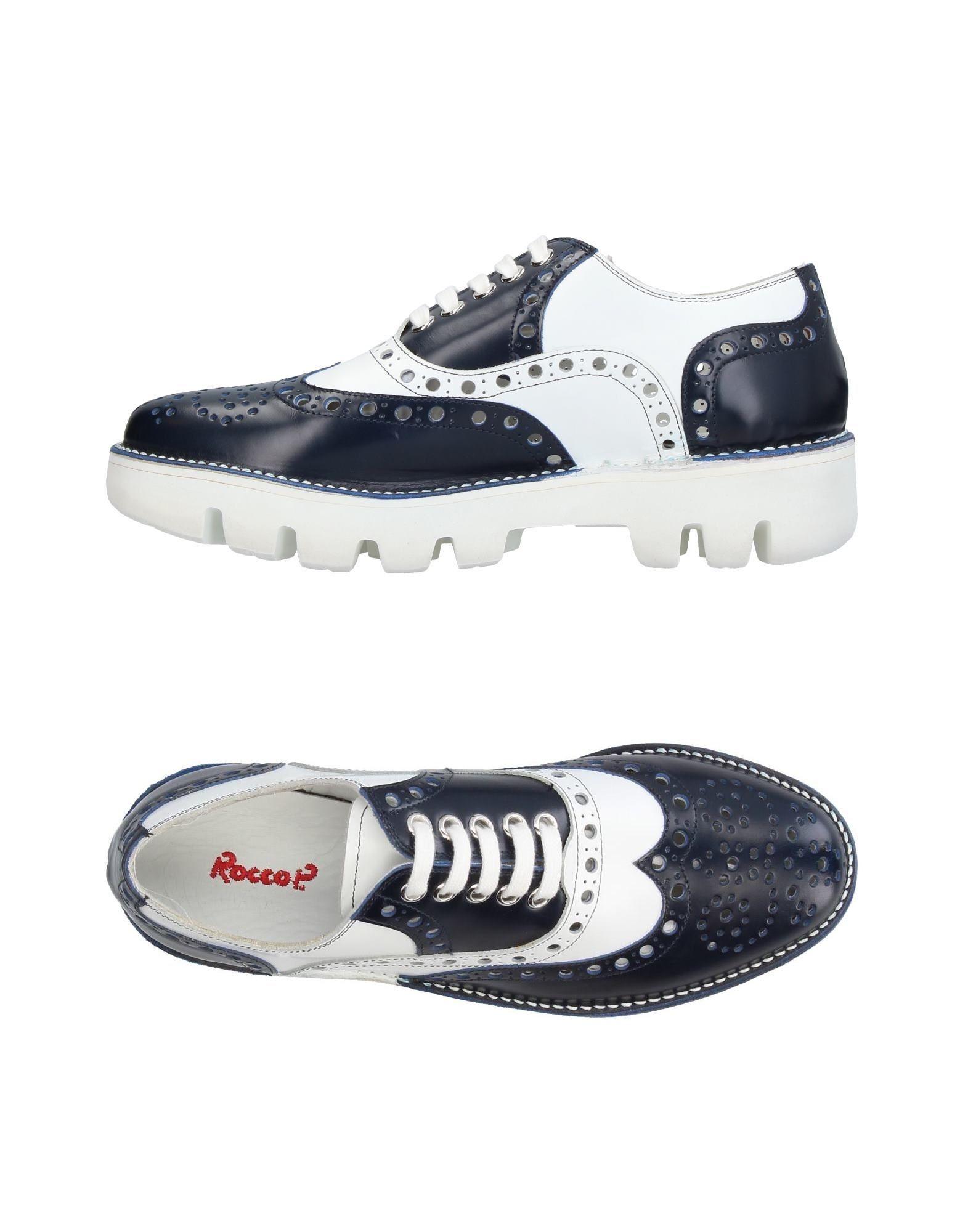 Rocco P. Schnürschuhe Damen  11410164DP Gute Qualität beliebte Schuhe