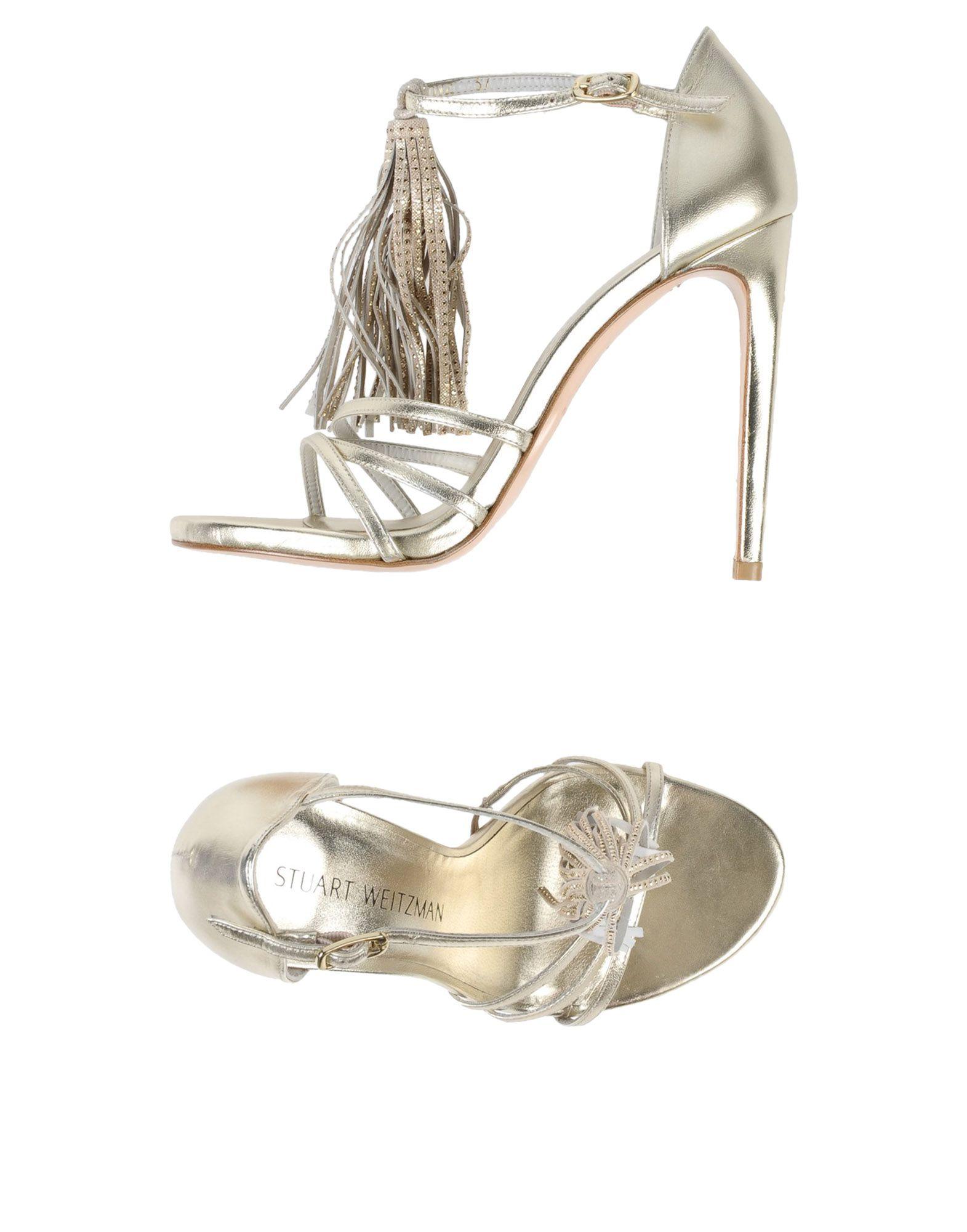 Stuart Weitzman Sandalen 11410166ET Damen  11410166ET Sandalen Beliebte Schuhe d7d190