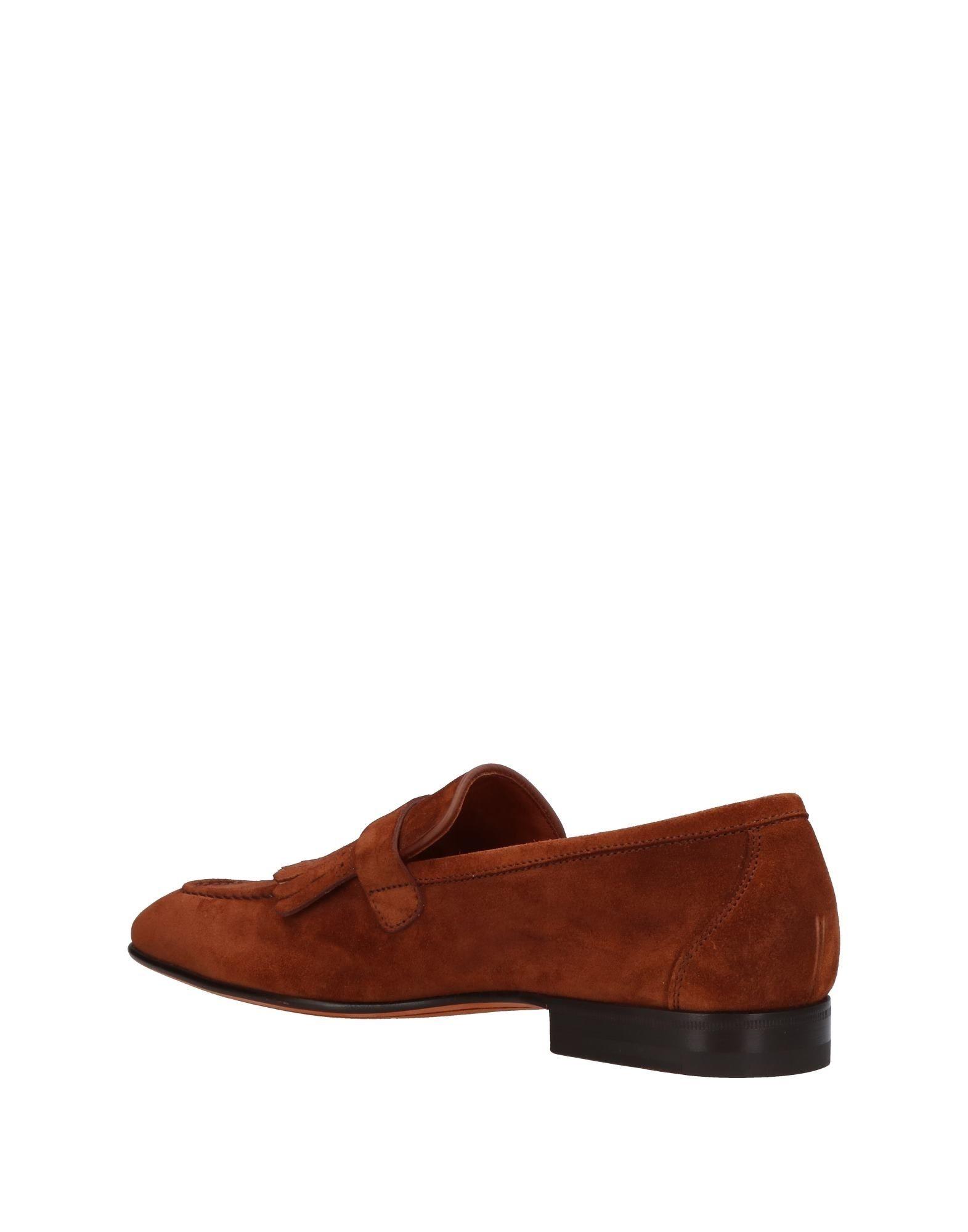 Santoni Herren Mokassins Herren Santoni  11410171FA Heiße Schuhe 1d0df1
