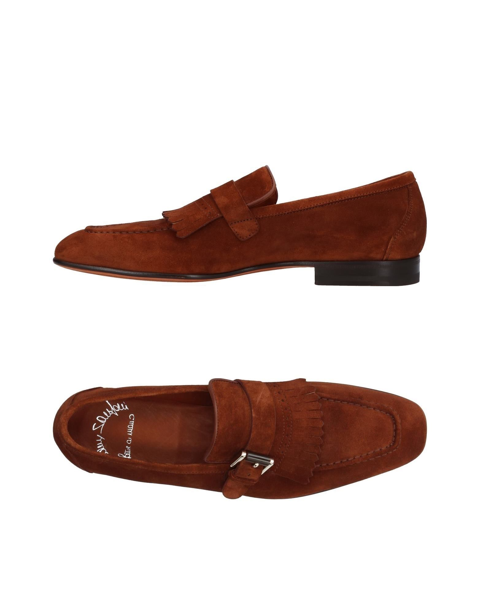 Santoni Loafers - Men Santoni Loafers online on  Canada Canada Canada - 11410171FA a004ea