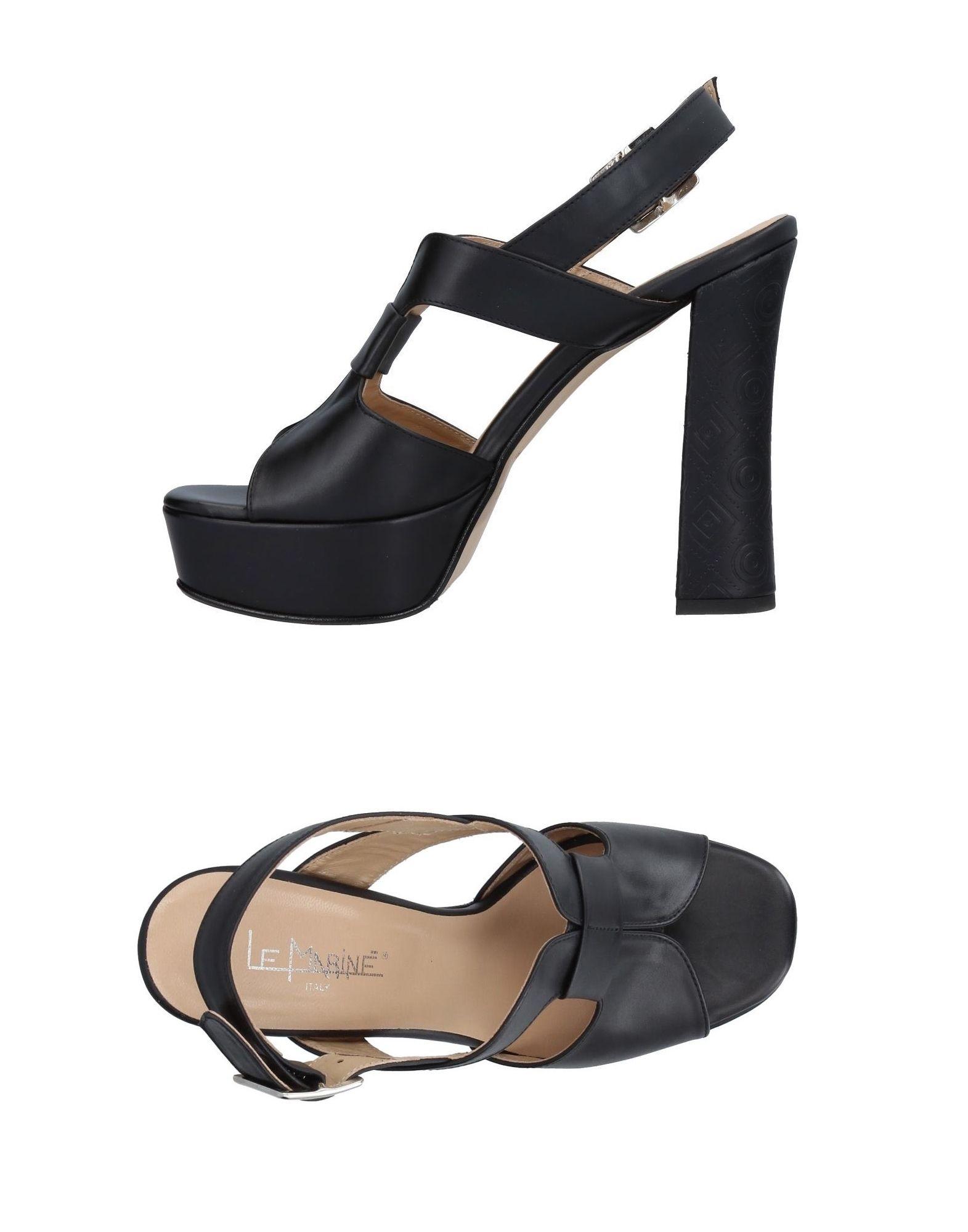 Le Marinē Sandalen Damen  11410189VT Gute Qualität beliebte Schuhe